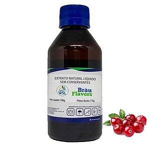 Extrato Natural de Cranberry 50g