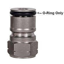 O-Ring (Borrachas) para Terminal Post Mix e Carbonatador