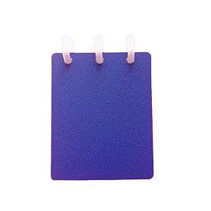 Caderneta de Bolso TopMagic Glitter Púrpura