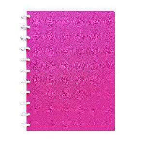 Caderno TopMagic Glitter Princess Universitário
