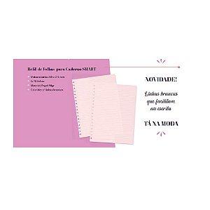 Refil de Folhas Para Caderno Smart Universitário 48 Fls Dac