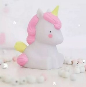 Luminária Led Baby Unicorn