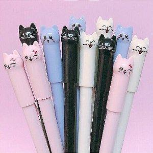Caneta Cute Cats 10 un