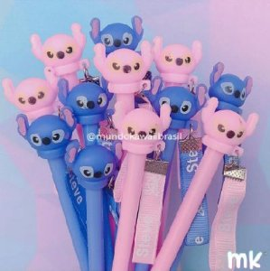 Caneta Stitch Disney 10 un
