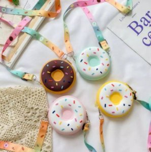 Bolsinha Donuts