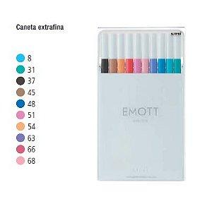 Emott 10C NO.2 Soft Pastel Color 10 cores