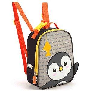 Lancheira Térmica Zoop Pinguim