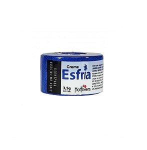 CREME EXCITANTE ESFRIA 3,5g HOT FLOWERS
