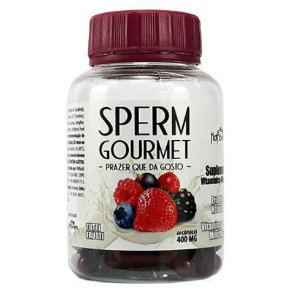 SPERM GOURMET 400mg (60 CÁPSULAS) HOT FLOWERS