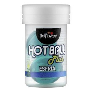 HOT BALL PLUS ESFRIA - 3,2g - HOT FLOWERS