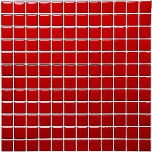 Revestimento Autoadesivo Resinado - Classic Bloody Red