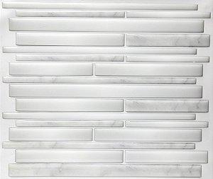 Revestimento Autoadesivo Resinado - Slim Carrara