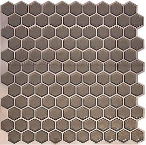 Revestimento Autoadesivo Resinado - BEE Bronze