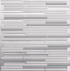 Revestimento Autoadesivo Resinado - Slim Grey