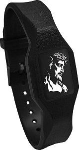 Pulseira Magnética - Jesus