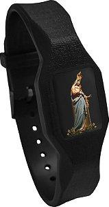 Pulseira Magnética - Nossa Senhora de Caravaggio