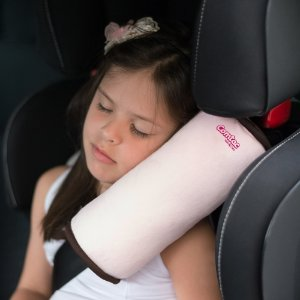 Almofada para Cinto de Segurança - Rosa - Comtac Kids - 4026