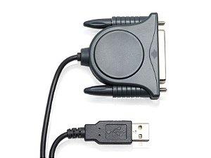 Cabo Conversor USB para paralelo DB25 - COMTAC - 9018