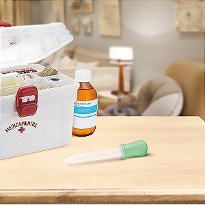 Conta-Gotas Dispensador de Medicamentos - Comtac Kids - 4022