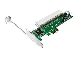 Conversor PCI-e para PCI - COMTAC - 9288