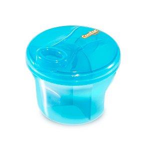Dosador de Leite em Po  Porta Biscoito Azul - Comtac Kids - 4006