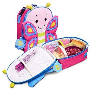 Lancheira Termica Infantil Let s Go - Cindy  - Comtac Kids - 4042