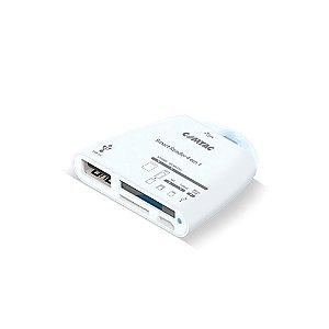 Leitor De Cartão De Memória OTG Para Android Comtac 9271