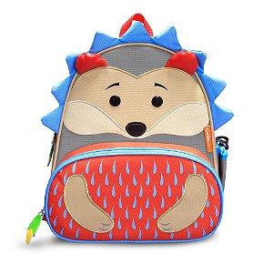 Mochila Infantil Let s Go - Porco Espinho Bryan- Comtac Kids - 4159
