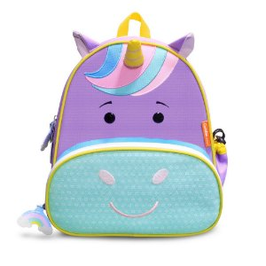 Mochila Infantil Let s Go - Unicórnio - Violet- Comtac Kids - 4163
