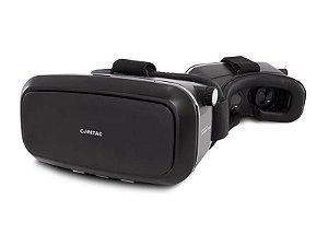 Óculos de Realidade Virtual 3D para Smartphone - COMTAC - 9351
