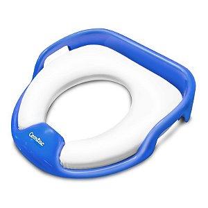 Redutor de Assento Acolchoado - Azul - Comtac Kids - 4008