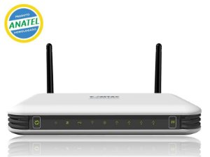 Roteador 3G /3G Max Wireless 300mbps 2 Antenas e usb - COMTAC - 9129