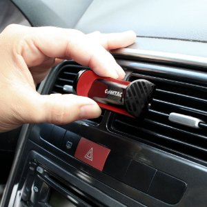 Suporte Veicular p/ Smartphone com fixação na grade de ventilação