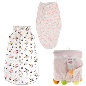 Kit Mini Enxoval Bebê Menina - Combinação 1 - 57151024