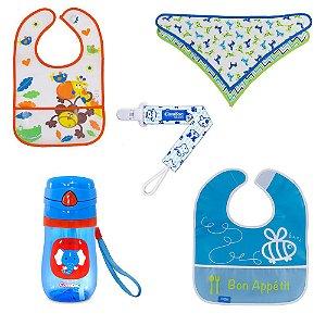 Kit Alimentação para Bebê Menino - Combo 3 - 54181003