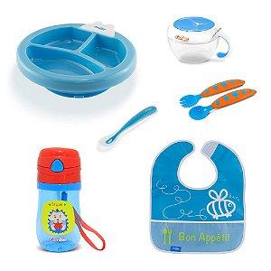 Kit Alimentação para Bebê Menino - Combo 4 - 54181004