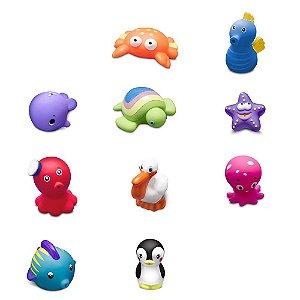 Kit Brinquedos de Banho 4 (53151004)