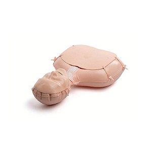 Manequim inflável mini Anne RCP a qualquer hora