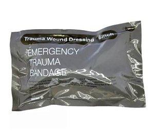 Bandagem israelense de emergência versão militar 6 polegadas