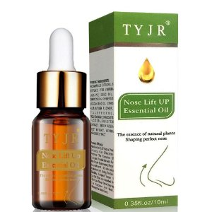 Óleo Massagem Massageador Rinoplastia Nose Up Empina Afina Afinador Nariz Plastica Natural 10 ml