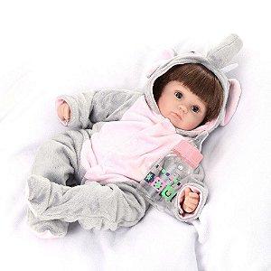 Boneca Laura Baby Fantasy - Bebe Reborn