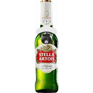 Abridor de Garrafa Cerveja Parede Personalizado STELLA ARTOIS  28cm