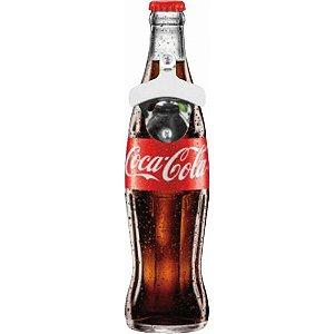 Abridor de Garrafa Cerveja Parede Personalizado Coca Cola  28cm