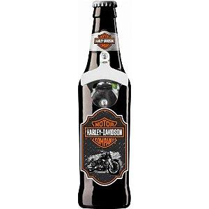 Abridor de Garrafa Cerveja Parede Personalizado Harley Davidson  28cm