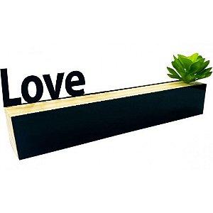 Base Decoração De Mesa Presente Enfeite Love