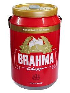 Cooler Caixa Termica Cerveja Brahma Vermelha 24 Latas