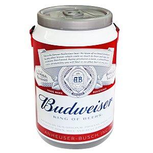 Cooler Caixa Termica Cerveja Budweiser 24 Latas