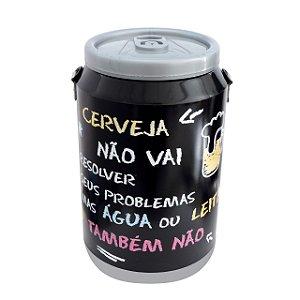 Cooler Caixa Termica Cerveja Frases Vintage 24 Latas