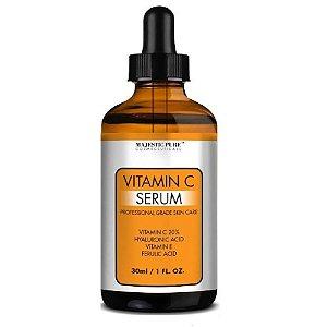 Vitamina C 20% Majestic  30ml Envelhecimento Prematuro Antioxidantes