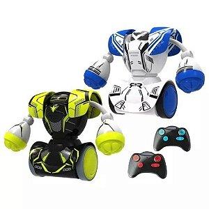 Robo Kombat Batalha Boxeadores Silverlit Luta De Robos Dtc
